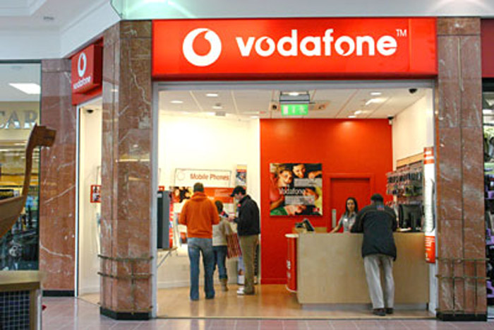 Vodafone Store Fireman India Security Solutions Pvt Ltd
